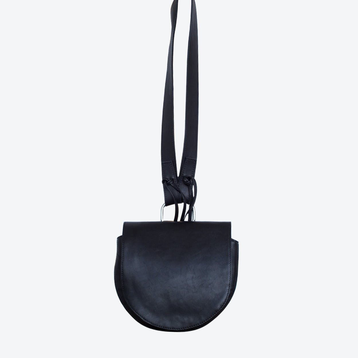 Pluto Shoulder Bag in Black