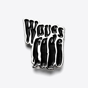 Waves Fade Pin