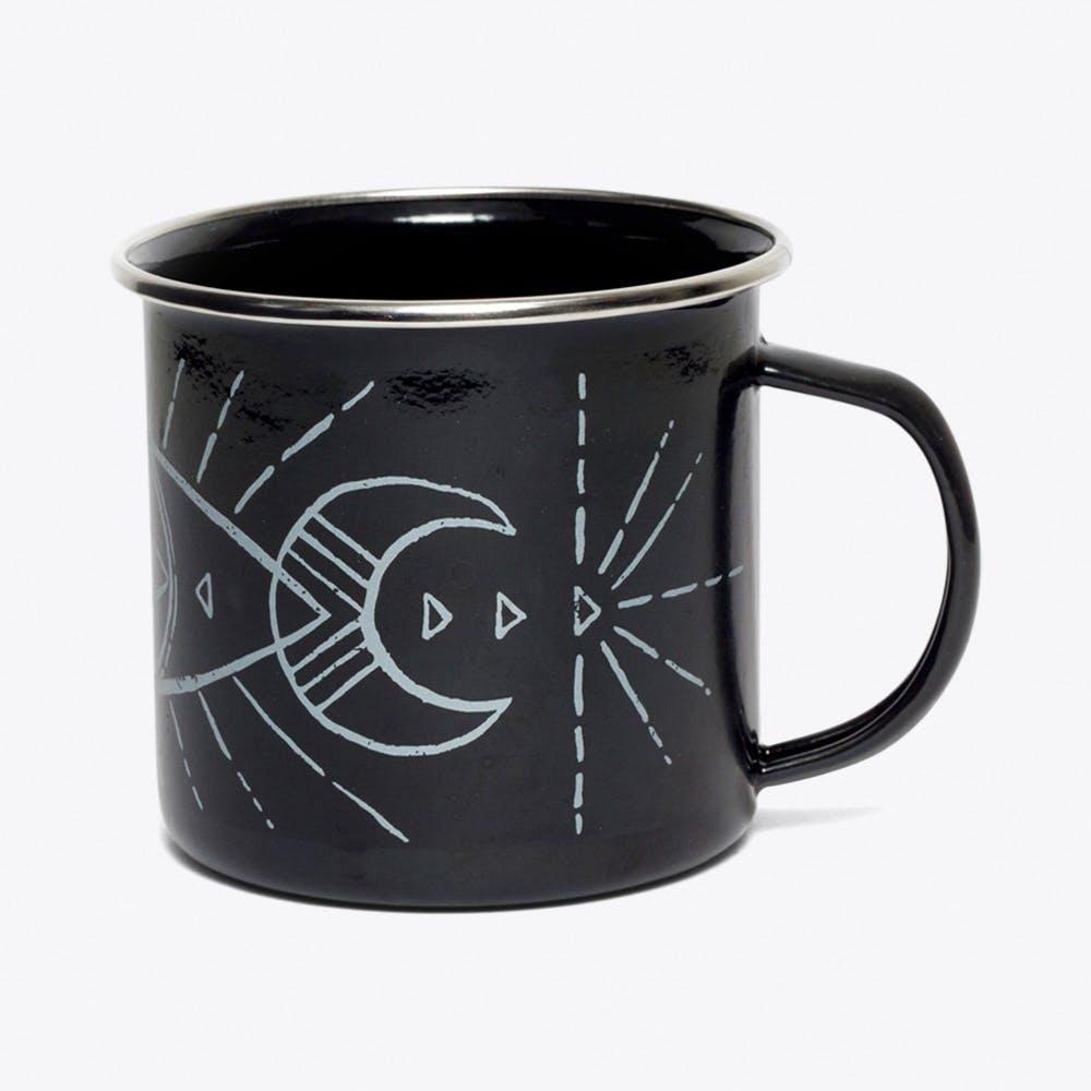 Wanderer Enamel Mug