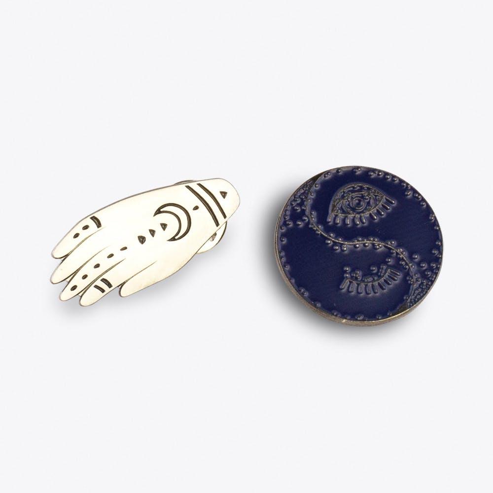 Mystic Pin Set