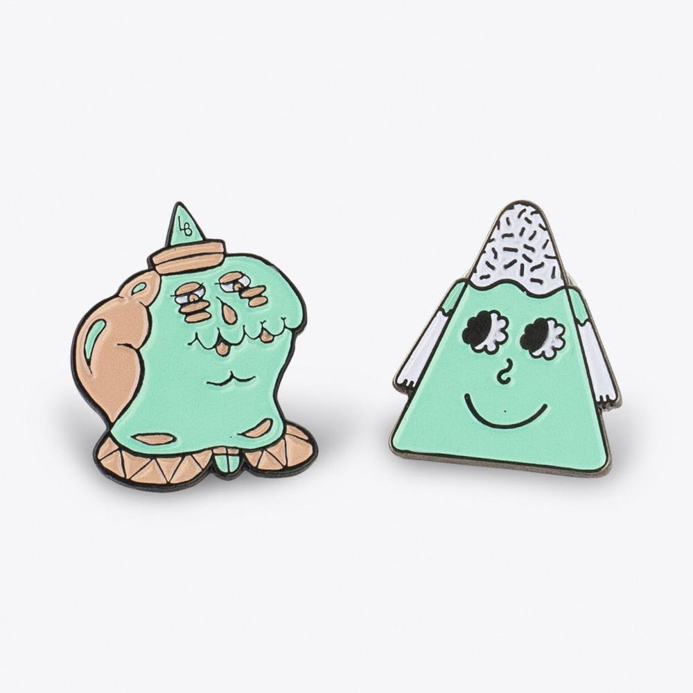 Collabs Pin Set
