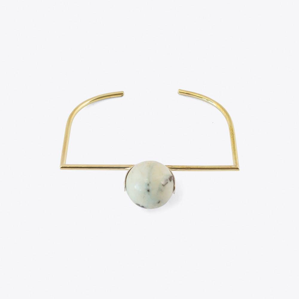 Minimal Serpentine Bracelet