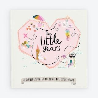 Little Toddler Girl Book