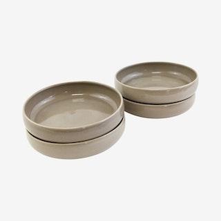 La Marsa Salad Plates - Desert - Set of 4