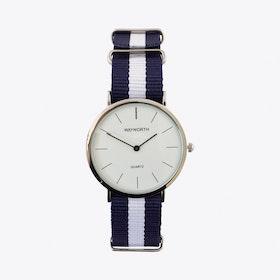 White Chrome Watch