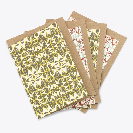 Geometric No.3 Greeting Card Set