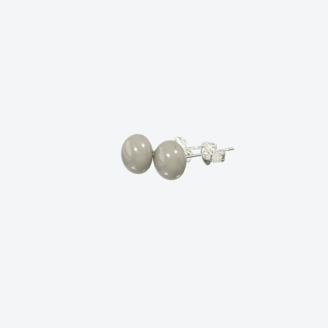 Confetti Earrings in Elephant Grey
