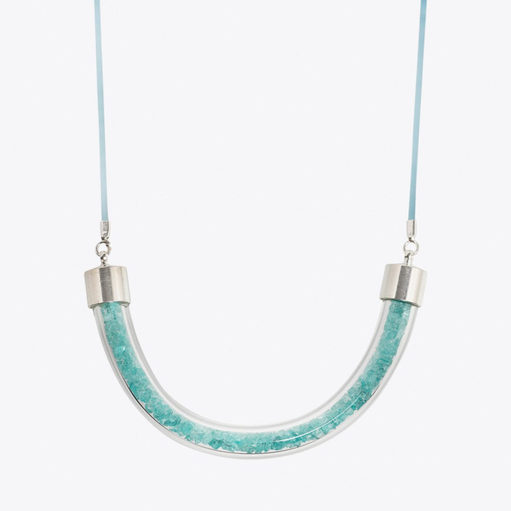 Stardust Necklace in Turquoise