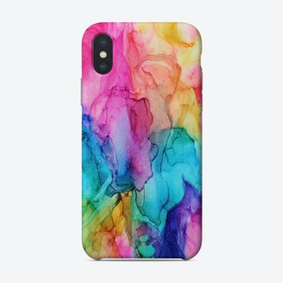 Colors At Play Phone Case