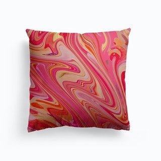 Sunset Wonder Canvas Cushion
