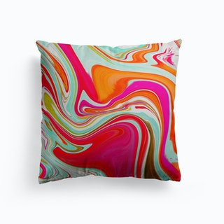 Morning Bliss Canvas Cushion