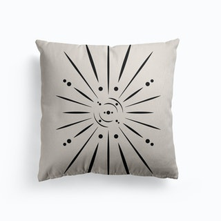 Ray Of Hope Canvas Cushion
