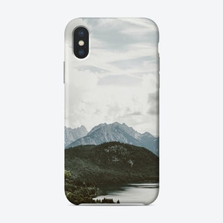 Alpsee Mountain Lake Phone Case
