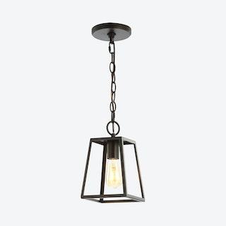 Ira LED Pendant Lamp - Oil Rubbed Bronze - Metal
