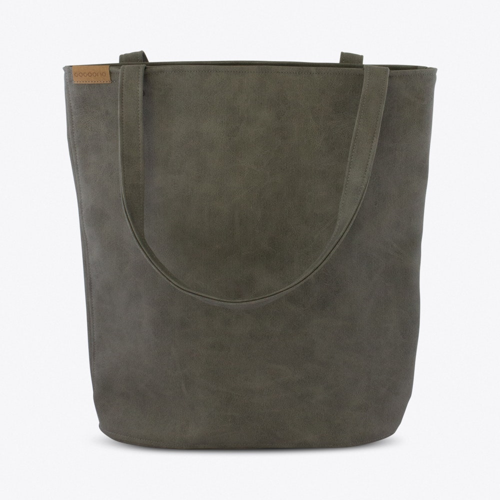 4cddfb1fe49f07 Shopper Bag in Grey by cocoono. Discover Bags on Fy