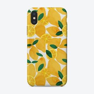 Lemons Phone Case
