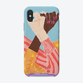 Pinky Promise Phone Case