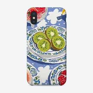 Fruity Tea Party Phone Case
