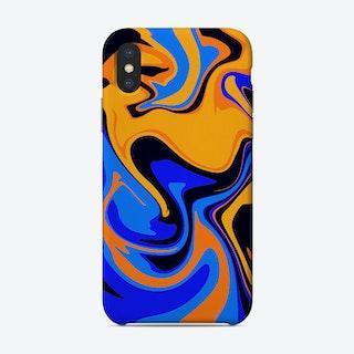 Fiesta Swirl Phone Case