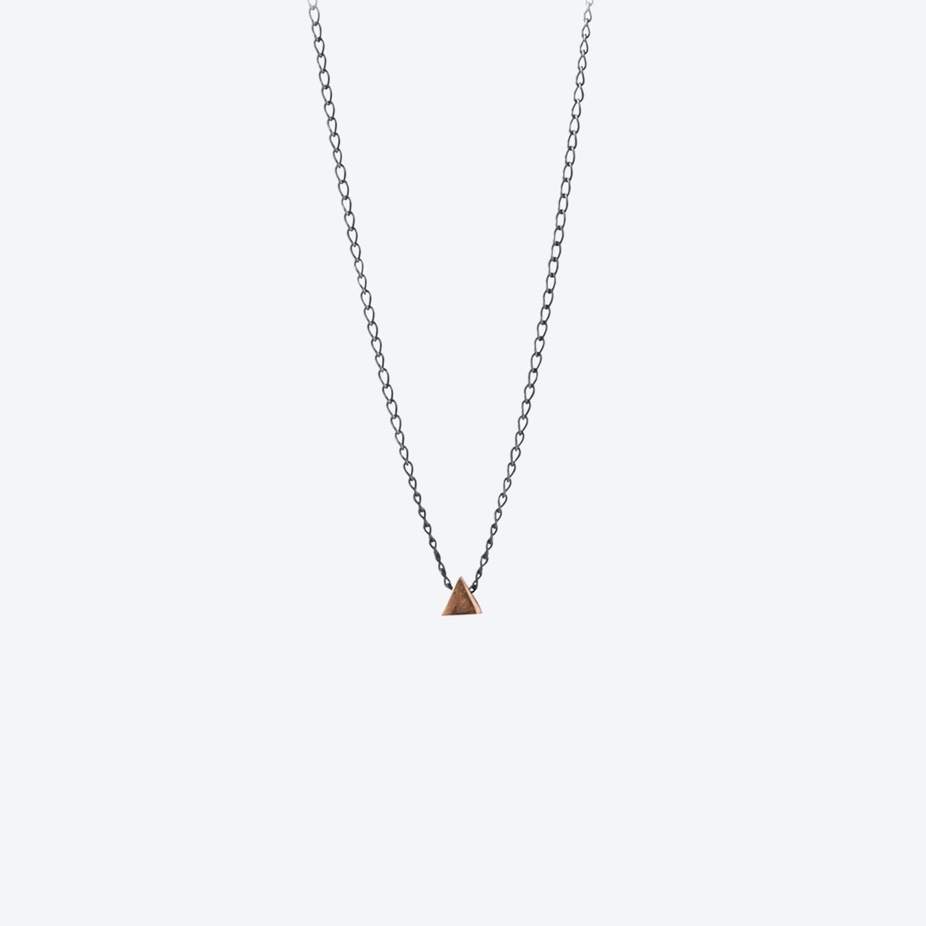 Gold EQ Necklace