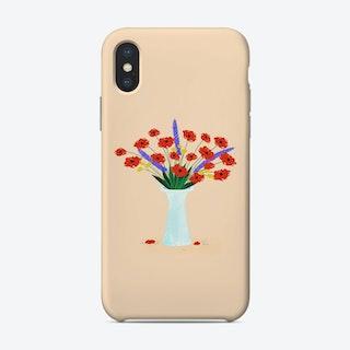 Poppies Matisse Phone Case
