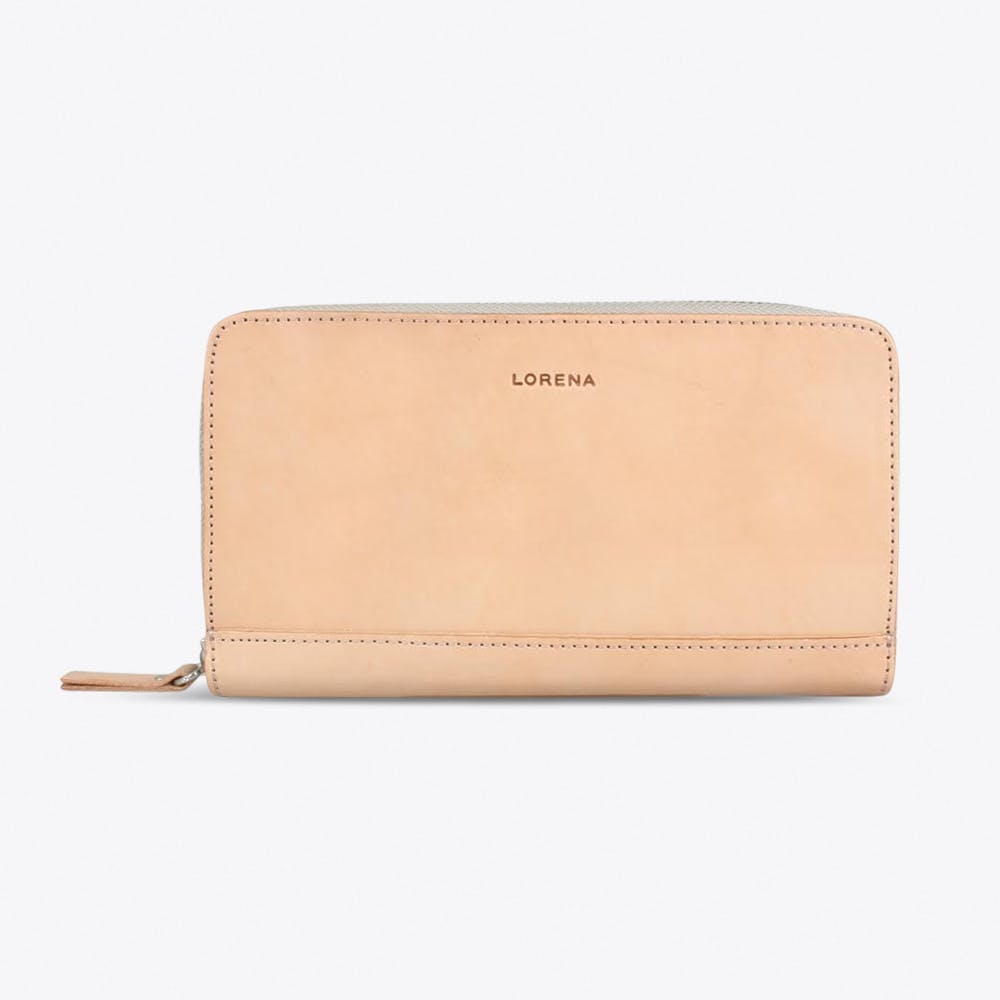 AllDay Wallet in Nude