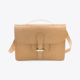 7-Day Satchel in Nude