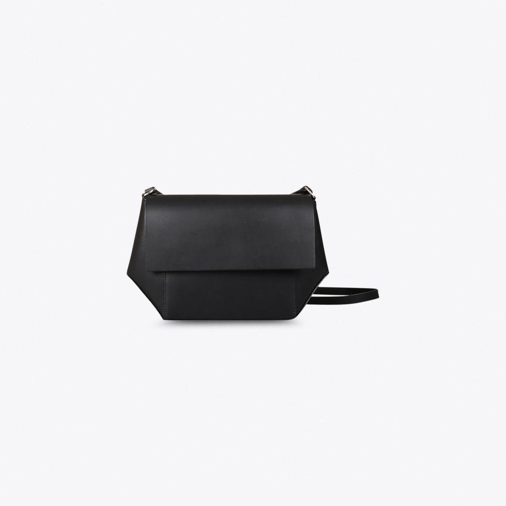 Mira Cross Body Bag In Black