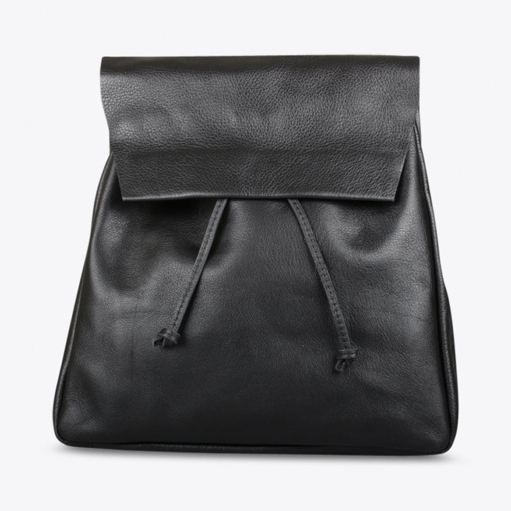 New Backpack In Black