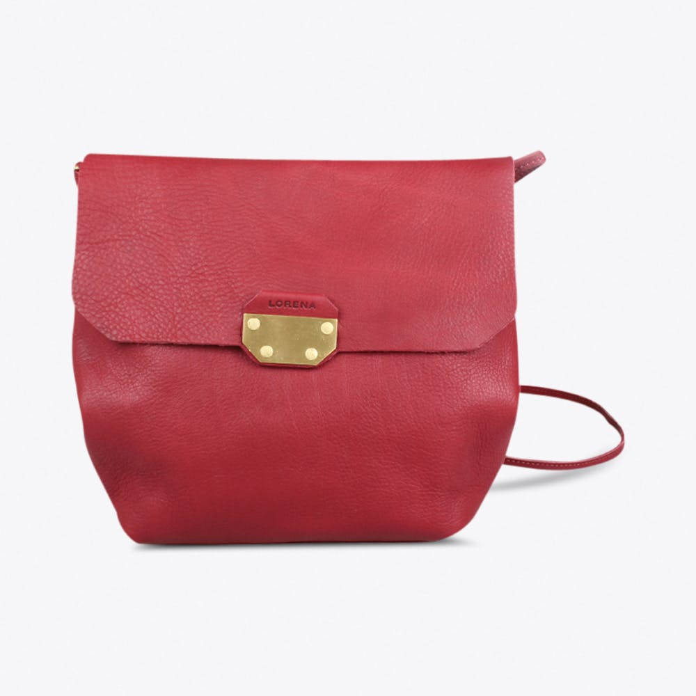 Galata Crossbody in Burgundy