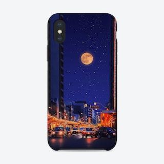 City Lights Phone Case