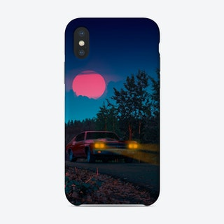Night Drive Phone Case