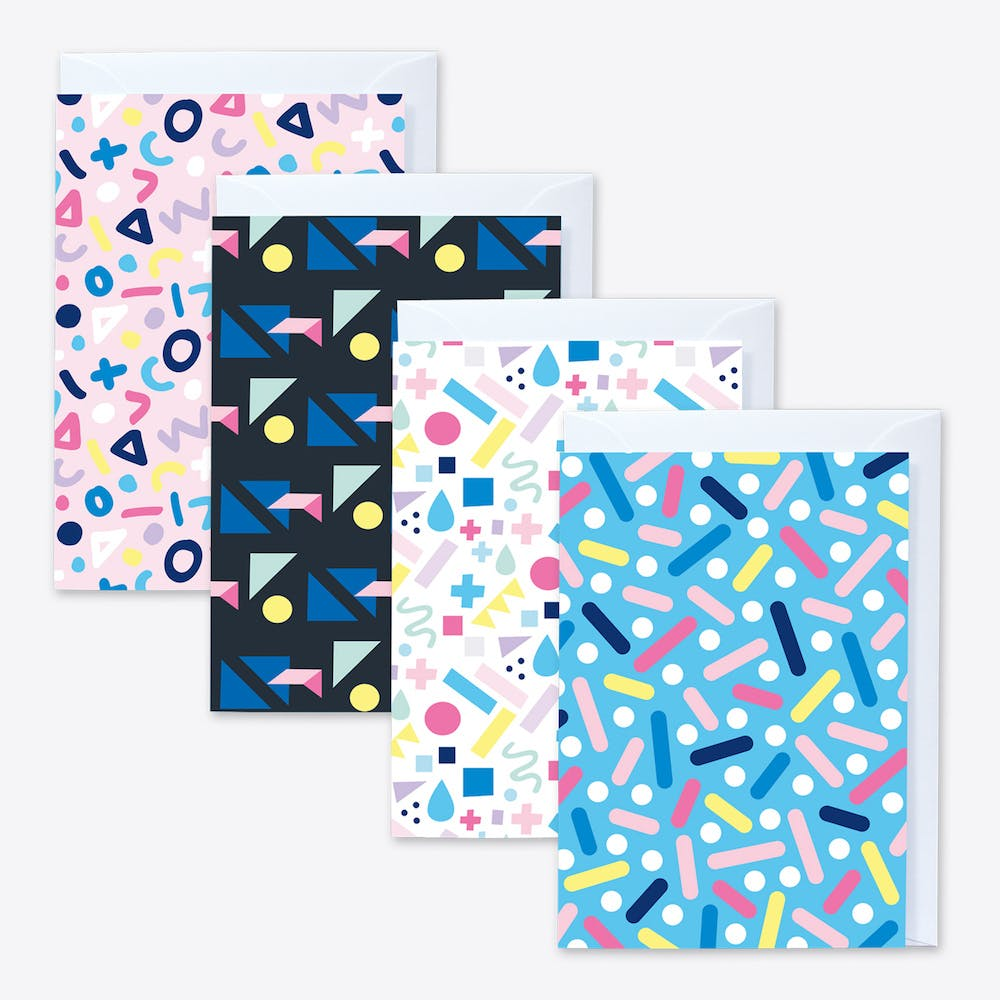 Sprinkles Greeting Card Set