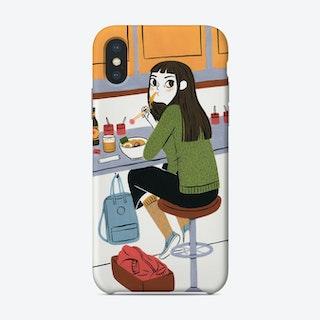Ramen Shop Phone Case