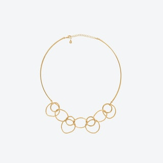 Statement Circle Necklace