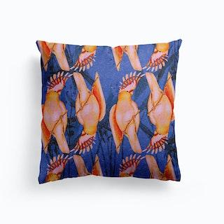 Sunrise Canvas Cushion