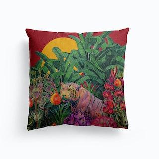 Fruits Canvas Cushion