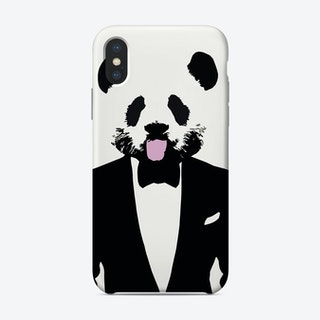 Panda Suit Phone Case