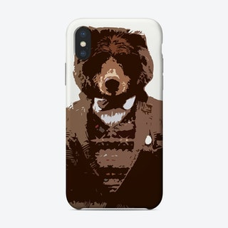 Bear Suit Phone Case
