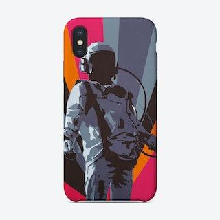 The Wonderful Astronaut Phone Case