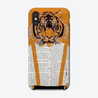 Tiger Braces Phone Case