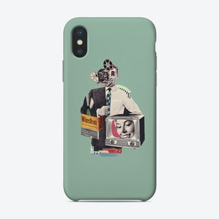 Winston Phone Case