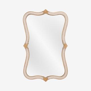 Hillegass Mirror - Gold