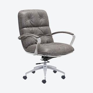 Avenue Office Chair - Vintage Grey