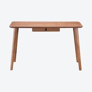 Zane Desk - Walnut