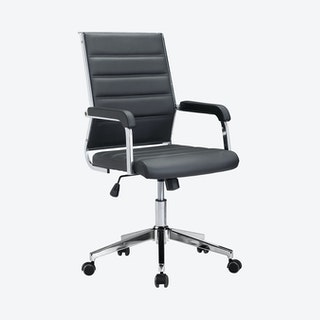 Liderato Office Chair - Black