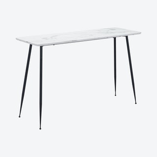 Grenoble Console Table - White