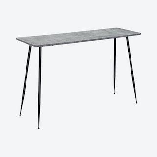 Gard Console Table - Grey