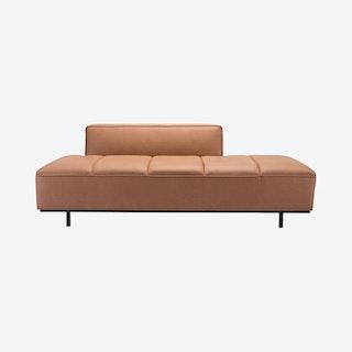 Confection Sofa - Brown