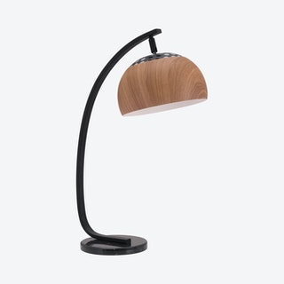 Brentwood Table Lamp - Brown / Black